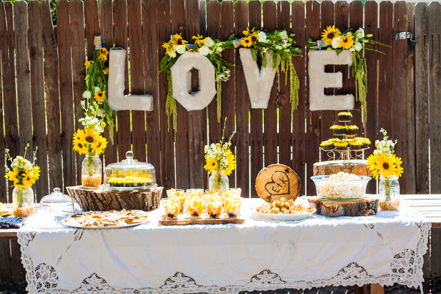 love grows bridal shower