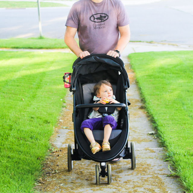 June Visiting Teaching Message / Printable and Cybex Stroller