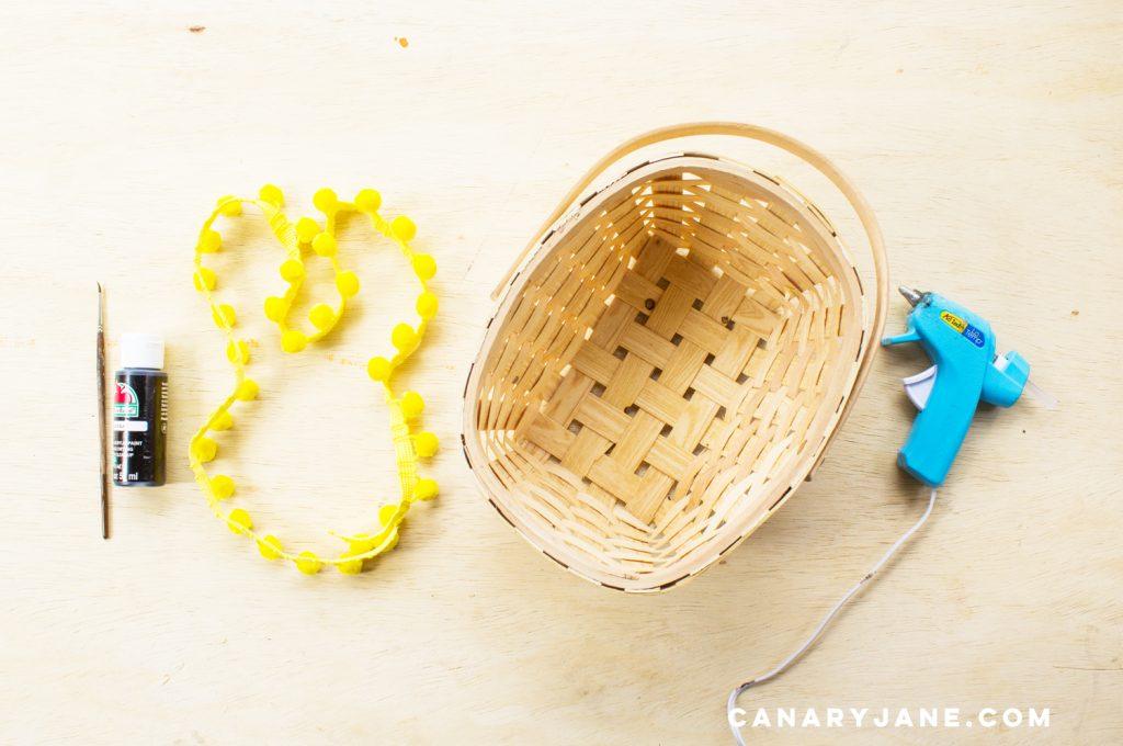 easter basket crafts