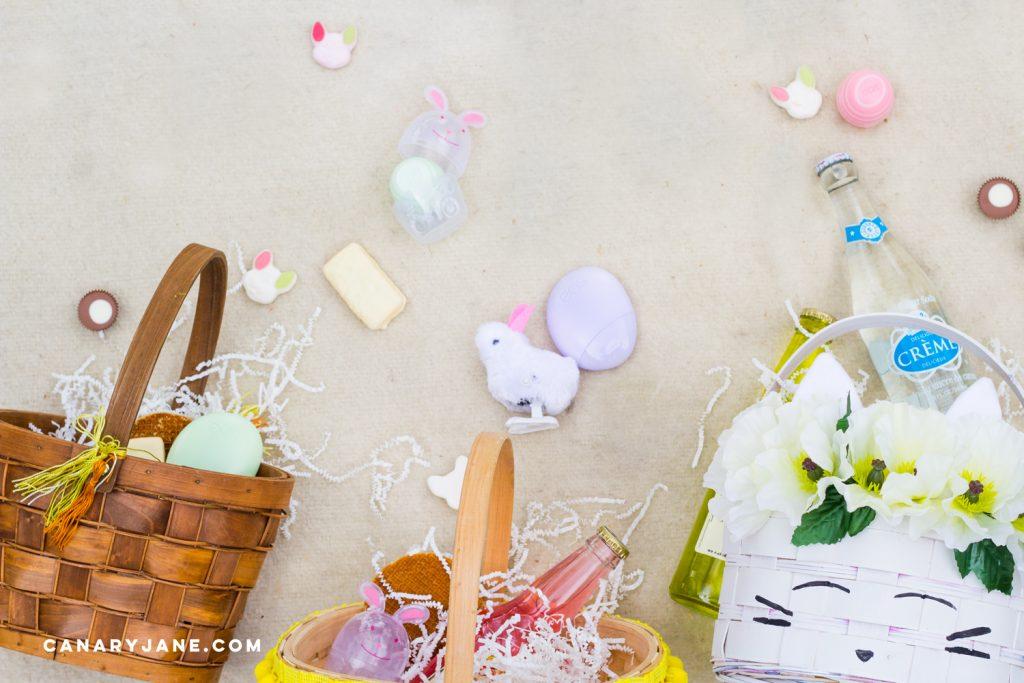 Easter basket fun fillings