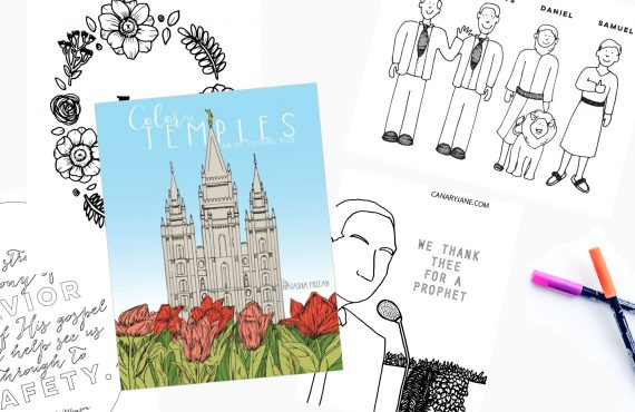 GENERAL CONFERENCE ACTIVITY + FREE PRINTABLES ROUNDUP