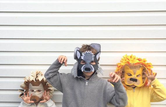 OVER 30 DIY COSTUME IDEAS