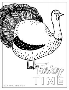 Thanksgiving Free Printables