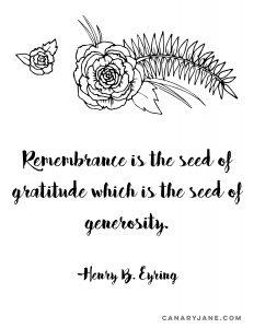 gratitiude coloring page