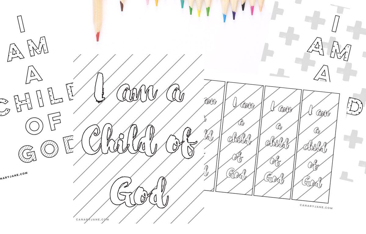i ama child of god