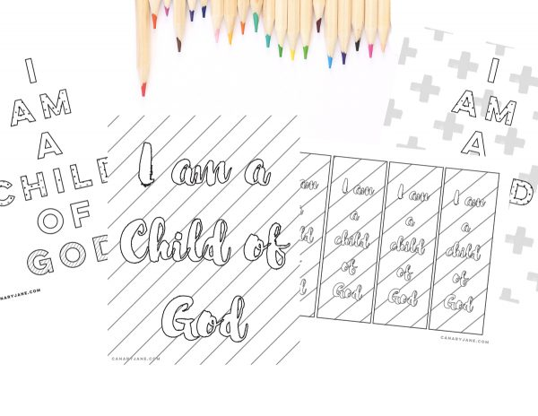 i ama child of god