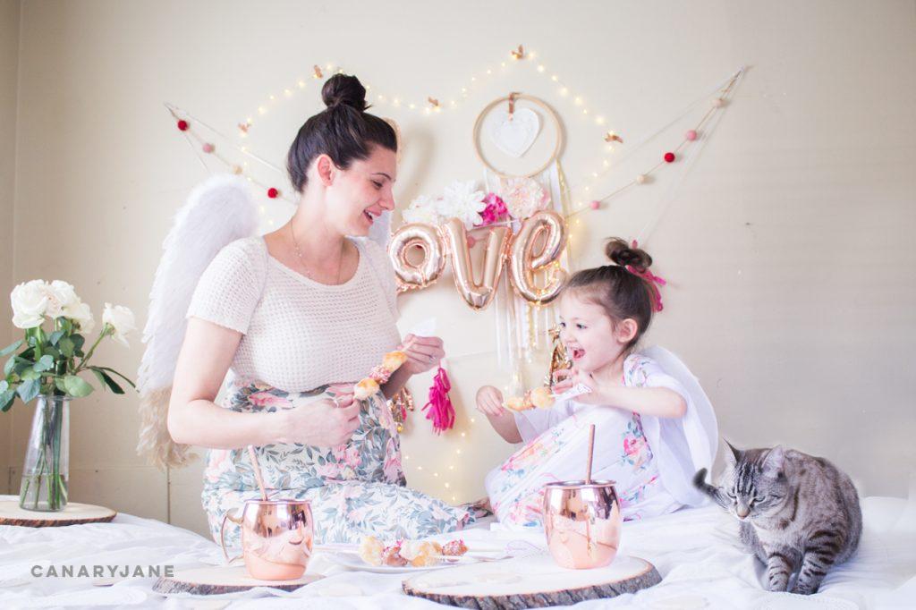 cupid valentine party
