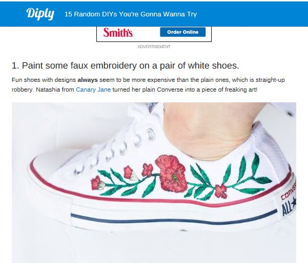 featured on diply