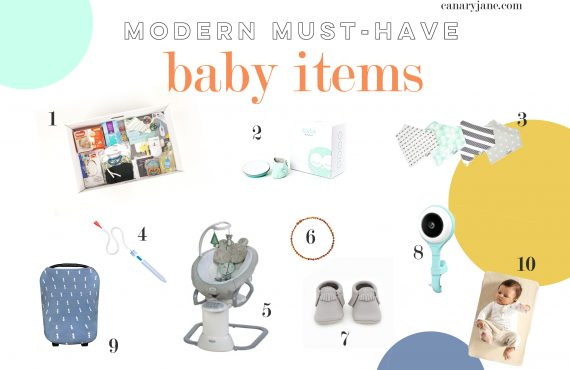 10 Modern Baby Items You Need to Know About