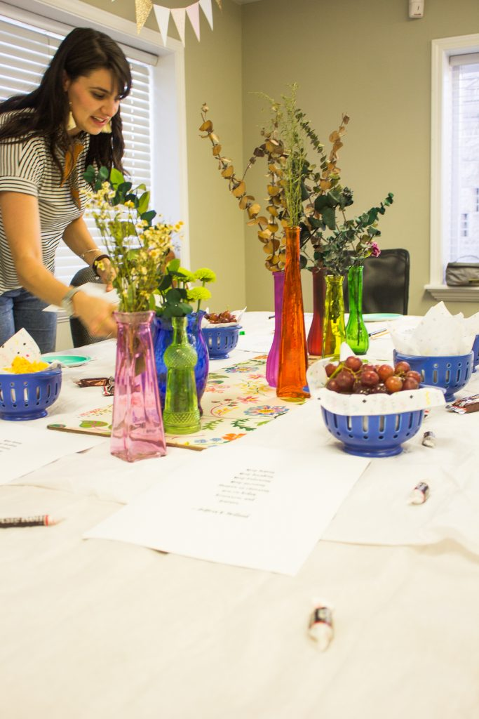 august drawing class