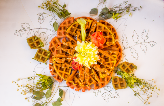 Fun, Unique, & Hipster Waffle Ideas