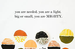 small & MIGHTY