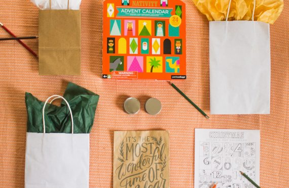 10 Modern DIY Free Printable Advent Calendars You Can Make