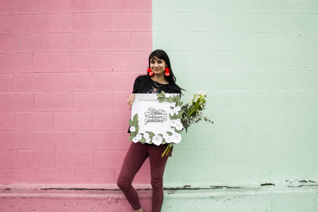blooom ladies event in Lindon Utah by Canary Jane