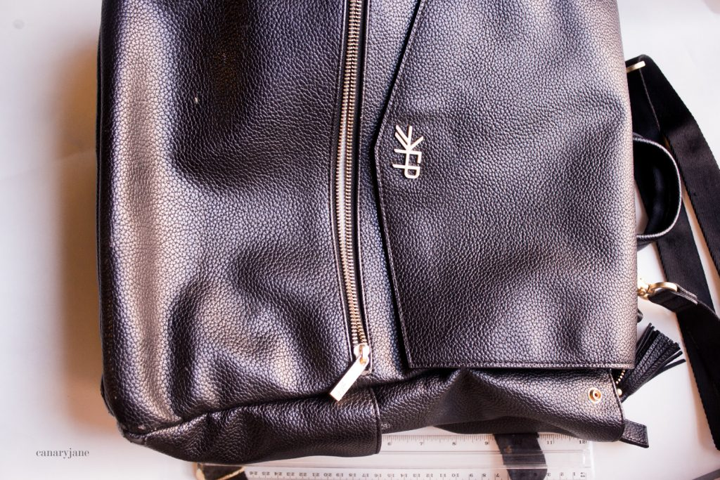 freshly picked classic diaper bag. one of the bags featured on my diaper bag comparison
