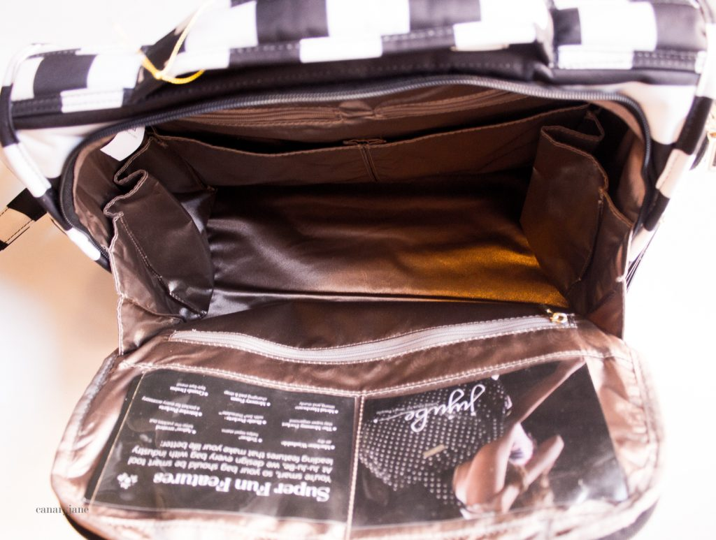 jujube diaper bag . one of the bags featured on my diaper bag comparison