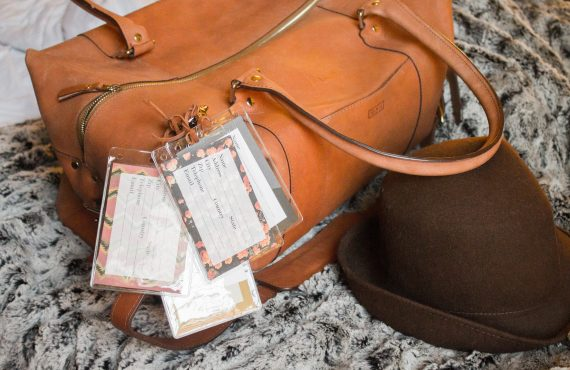 free printable luggage tags