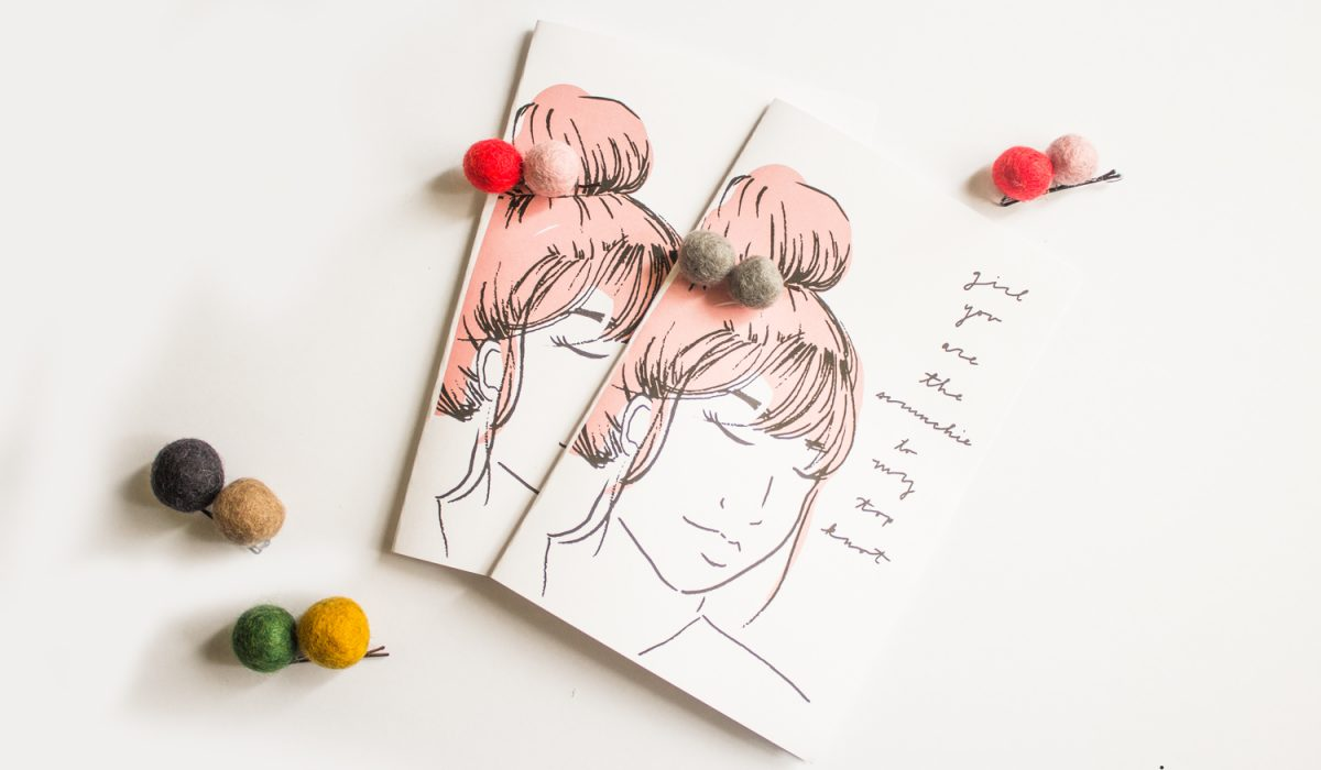 free printable galentines cards and felt diy craft