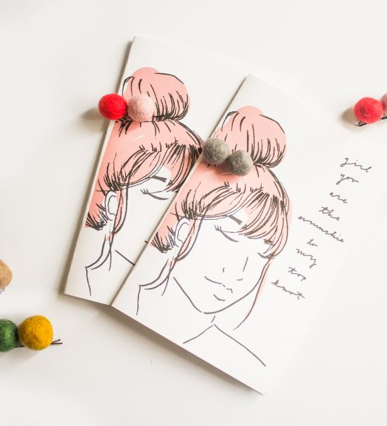 free printable galentines cards and felt diy craft