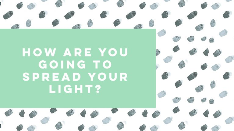 how to let your light shine lds faith