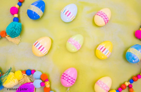 21+ Useful Crafts to Make Using Plastic Eggs After Easter