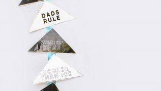 fathersa day free printable banner5