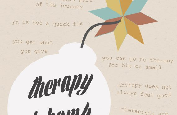 Therapy is BOMB – My Journey