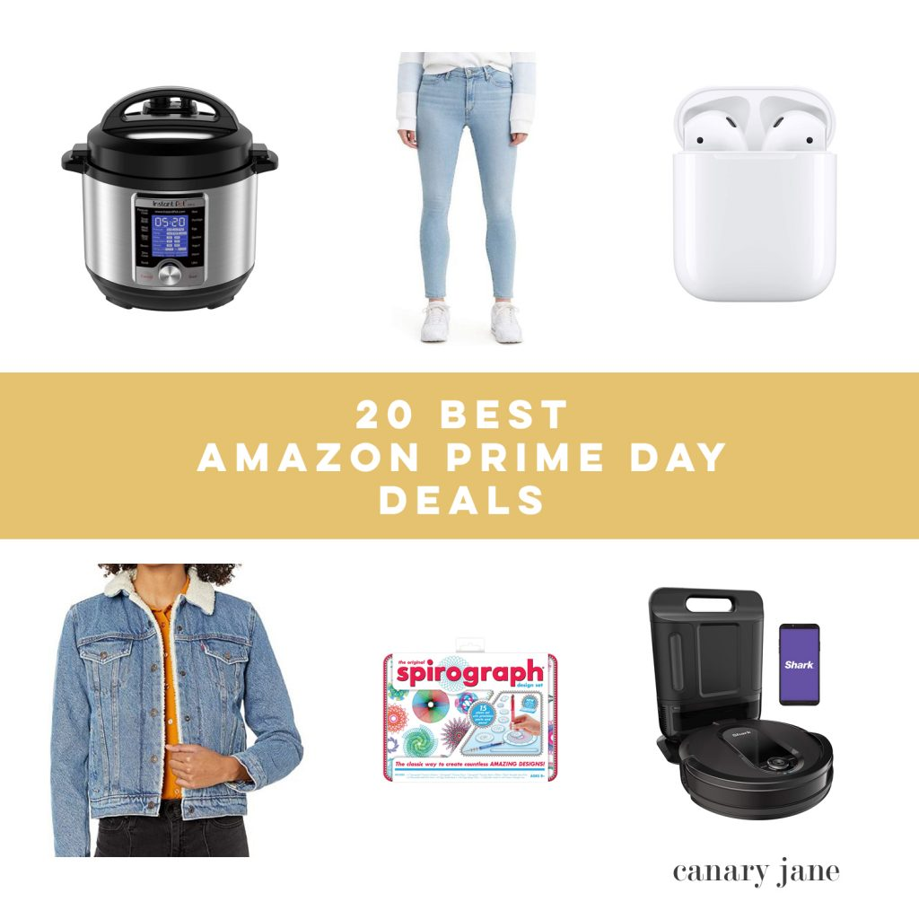 I've dug and gone all over Amazon to find you the best Amazon Prime Dat deals! Check out my favorite items! I'm looking to get my Christmas shopping under way and grab these amazing amazon prime day deals. Read through my list and then I'd love to hear about the great deals you've found.