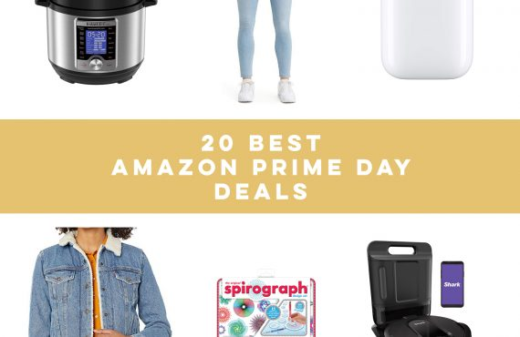 20 Best Amazon Prime Day Deals 2020