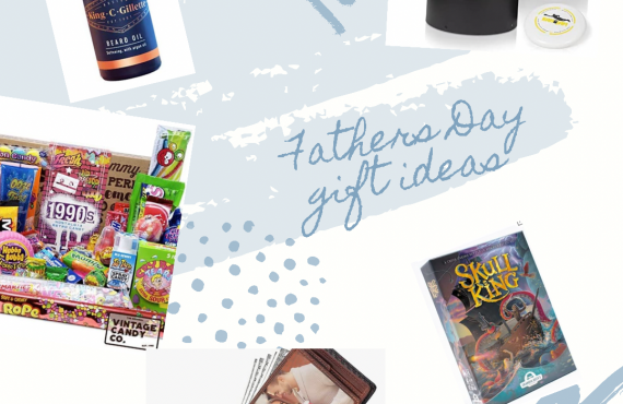 11+ Unique Gifts for Dads for Father's Day