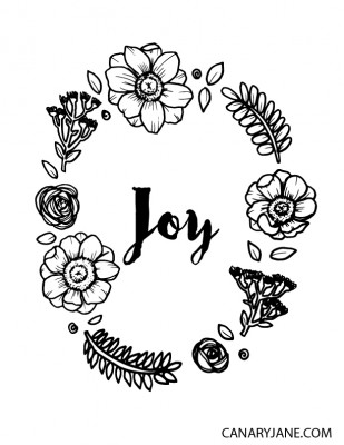 JOY - 1 LDS GENERAL CONFERENCE 2016 FREE PRINTABLE-01