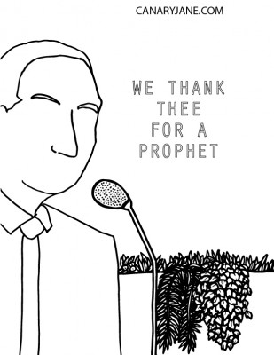 WE THANK THEE FOR A PROPHET LDS FREE PRINTABLE-01