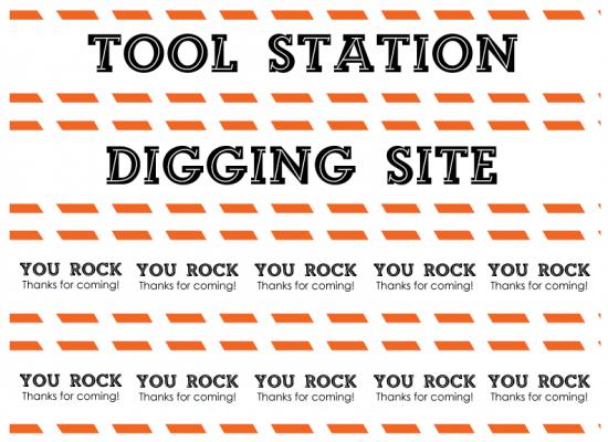 Tool Station Wrap