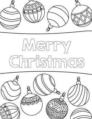 floral christmas coloring pages-02