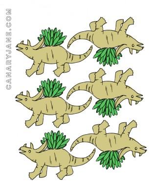 succulent cactus pins